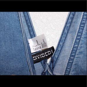 H&M Dresses - Unique H&M Jean Dress!